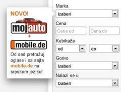 MOBILE AD, Novi Sad, Međunarodni put - Polovni Automobili - - (1) PRODAJA VOZILA UVEZENIH IZ NEMACKE. - (2) KOMISIONA PRODAJA,USLUZNA PRODAJA VASEG VOZILA -.