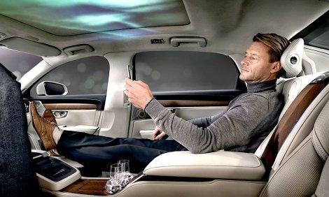 Volvo predstavio budućnost komfora - Futurizam iz Skandinavije