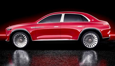 Novo doba luksuza: Mercedes-Maybach Ultimate Luxury