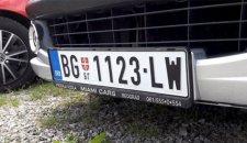 Građani ne mogu da voze zbog nestašice registarskih tablica