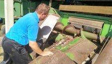 Prilagođavanje adaptera za suncokret i kukuruz