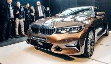 Pretpremijera BMW Serije 3 u Beogradu