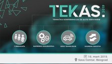 TEKAS - Prva nacionalna konferencija za AUTO SERVISERE