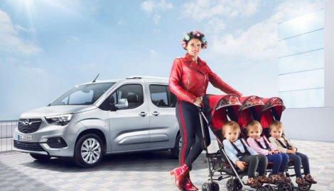 Novi Opel Combo Life i Cargo - Šampioni bezbednosti i komfora