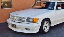 MERCEDES IZ 1985. godine se prodaje ZA 57.000 DOLARA!