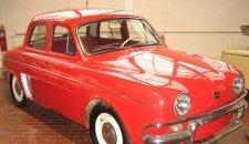 Renault Dauphine je postojao i kao električni automobil?