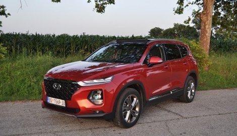 Testirali smo novi Hyundai Santa Fe - Siguran kao dom