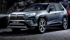 Toyota proširuje gamu SUV modela RAV4 verzijom plug-in HYBRID