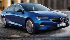 Nova Opel Insignia sija sa najmodernijim IntelliLux LED® Pixel svetlima