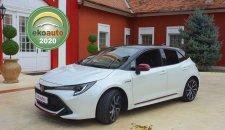 COROLLA HB 1.8 HSD JE EKO AUTO GODINE 2020. - Novo priznanje za hibridnu tehnologiju Toyote