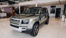 Novi Land Rover Defender je stigao!