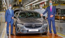 Početak proizvodnje: Nova Opel Insignia izlazi sa proizvodne linije