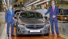 Početak proizvodnje: Nova Opel Insignia izlazi sa proizvodne linije