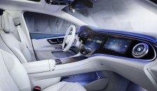 EQS: prvo električno vozilo u luksuznoj klasi - 15 najvećih inovacija