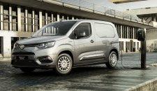 Toyota Proace CITY Electric - Praktičnost uz nultu emisiju