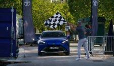 Novi rekord Toyote Mirai - VIŠE OD 1000 KILOMETARA s jednim punjenjem